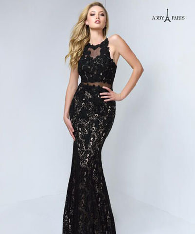 Abby Paris gowns