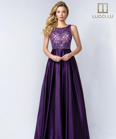 Luccilu gowns